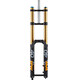 "Fox Racing Shox 40 K Float HSC-LSC FS Verende fietsvork 26"" 203mm 20TAx110 Boost 45mm zwart"
